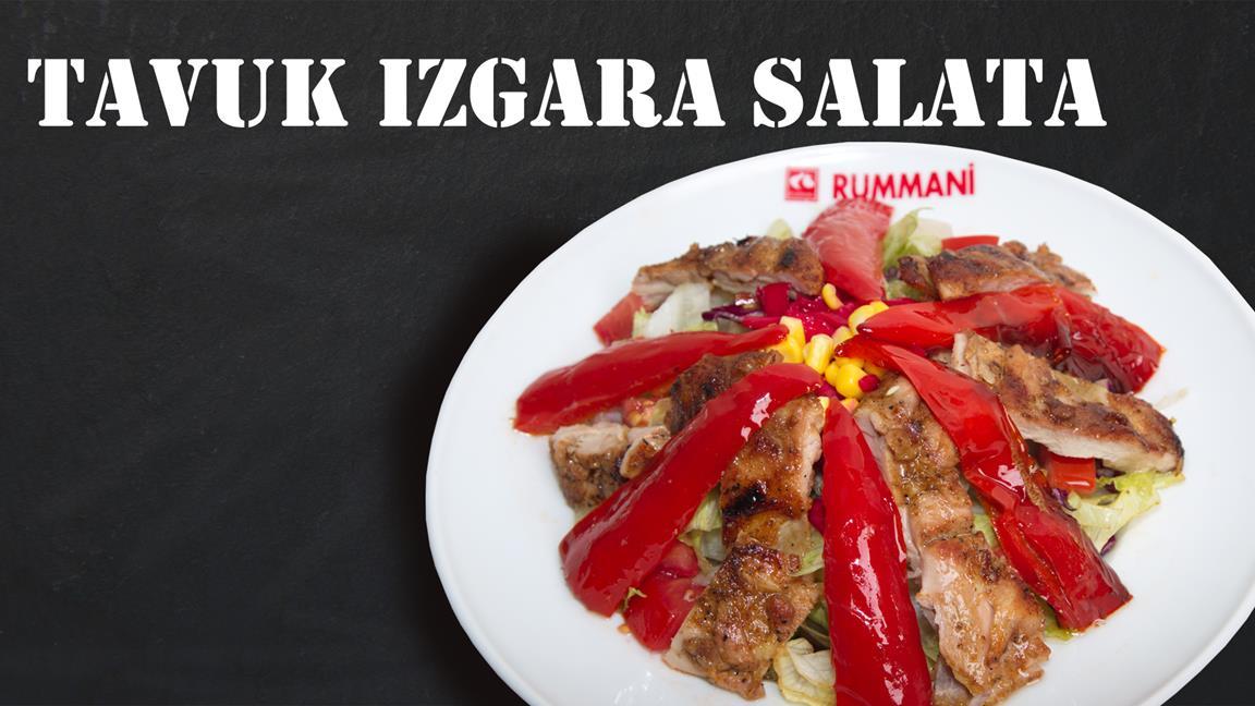 Tavuk Izgara Salata